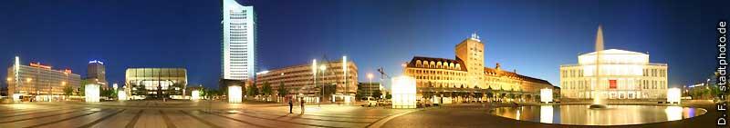 Hotel Mercure Leipzig Augustusplatz